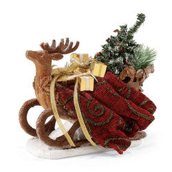 Reindeer Sleigh  - Country N More Gifts
