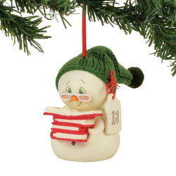 Book Club Hanging Ornament  - Country N More Gifts
