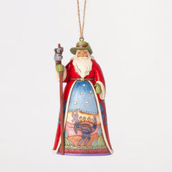 Australian Santa Ornament  - Country N More Gifts