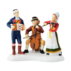 Christmas Market Musicians  - Country N More Gifts