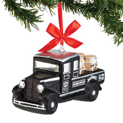Jack Daniel's Delivery Truck Ornament  - Country N More Gifts