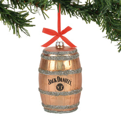 Jack Daniels Barrel Ornament  - Country N More Gifts