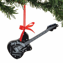 Jack Daniels Guitar Ornament  - Country N More Gifts