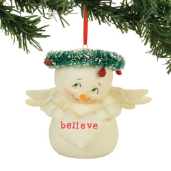 Believe Ornament  - Country N More Gifts