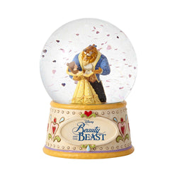 Beauty & the Beast Waterglobe  - Country N More Gifts