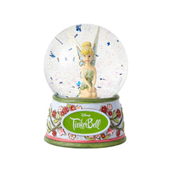 A Pixie Delight - Tinker Bell waterglobe  - Country N More Gifts
