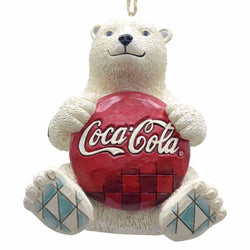 Polar Bear with Coke HO  - Country N More Gifts