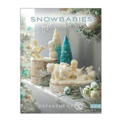 2018 Snowbabies Bro st/25  - Country N More Gifts