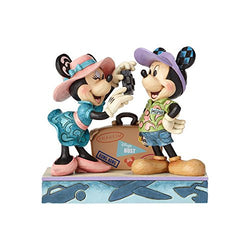 Adventure Awaits - Travel Mickey and Minnie  - Country N More Gifts