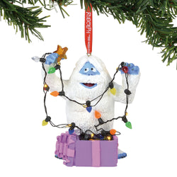 Bumble in Lights Lit Ornament  - Country N More Gifts