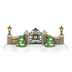 Alpine Village Gate  - Country N More Gifts