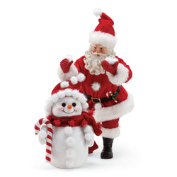 Pom-Pom Snowman  - Country N More Gifts