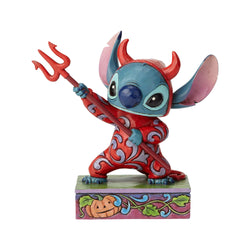 Devilish Delight - Stitch in Devil Costume  - Country N More Gifts