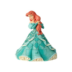 Ariel with Shell Charm - Ariel's Secret Charm - The Little Mermaid  - Country N More Gifts