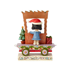 All Welcome - Lucy Christmas Train  - Country N More Gifts