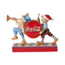 Coca Cola Elf Marching  - Country N More Gifts