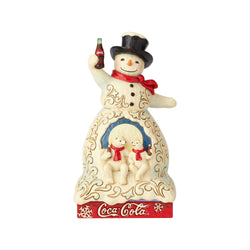 Coca Cola Snowman  - Country N More Gifts