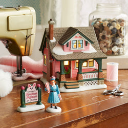 Aunt Claras House And Aunt Clara SET  - Country N More Gifts