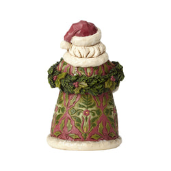 Santa's Coming - Victorian Santa with Cane  - Country N More Gifts