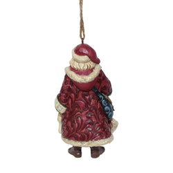 Victorian Santa with Satchel  - Country N More Gifts