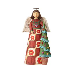 Folklore Angel with Tree  - Country N More Gifts