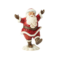Hooray For The Holidays - Pint Sized Walking Santa  - Country N More Gifts