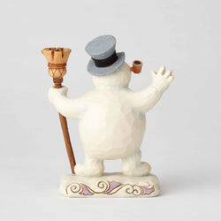 Frosty The Snowman - Frosty With Broom  - Country N More Gifts