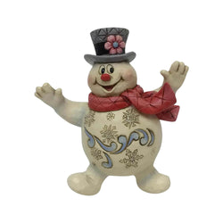 Jolly Frosty - Jolly Frosty The Snowman Ornament  - Country N More Gifts