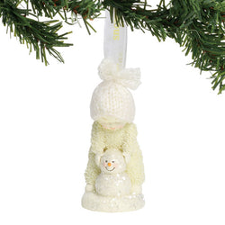 Making A Snowman Ornament  - Country N More Gifts