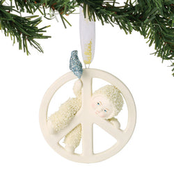 Peace Baby Ornament  - Country N More Gifts