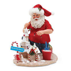 Santa's Sand Village  - Country N More Gifts