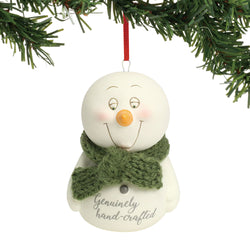 Genuinely Hand-Crafted Ornament  - Country N More Gifts