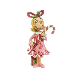 Cindy Lou - Cindy Lou With Candy Cane Ornament  - Country N More Gifts