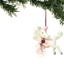 Flying Unicorn Ornament  - Country N More Gifts
