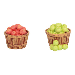 Village Baskets of Apples  - Country N More Gifts