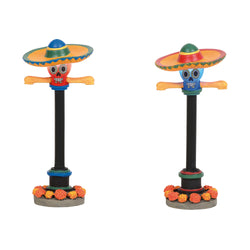 Day of the Dead Street Lights  - Country N More Gifts