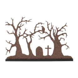 Halloween Silhouette  - Country N More Gifts