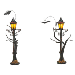 Haunted Street Lights  - Country N More Gifts