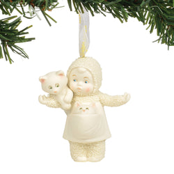 Cat Lady Ornament  - Country N More Gifts
