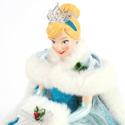 Cinderella TreeTopper  - Country N More Gifts