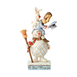 Always Look For The Magic - Frosty, Magician & Hocus Stack  - Country N More Gifts