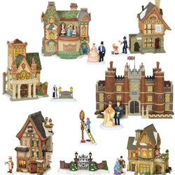 2018 Dickens Village - All New Buildings And Accessories  - Country N More Gifts