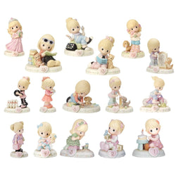 00-16 Bundle of Growing in Grace - Blonde - Set of 17 Ages Newborn - 16  - Country N More Gifts