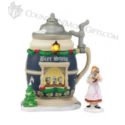 Christmas Market, The Bier Stein Booth - 6th In Series  - Country N More Gifts