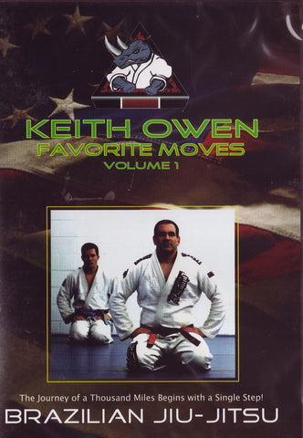 Keith Owen Favorite Moves Volume 1
