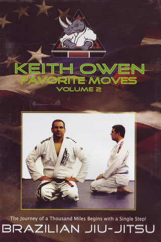 Keith Owen Favorite Moves Volume 2