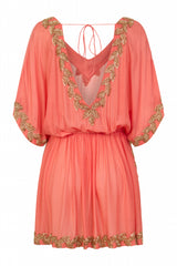 Bella designer kaftan/dress (hand beaded) - Guilty Beach