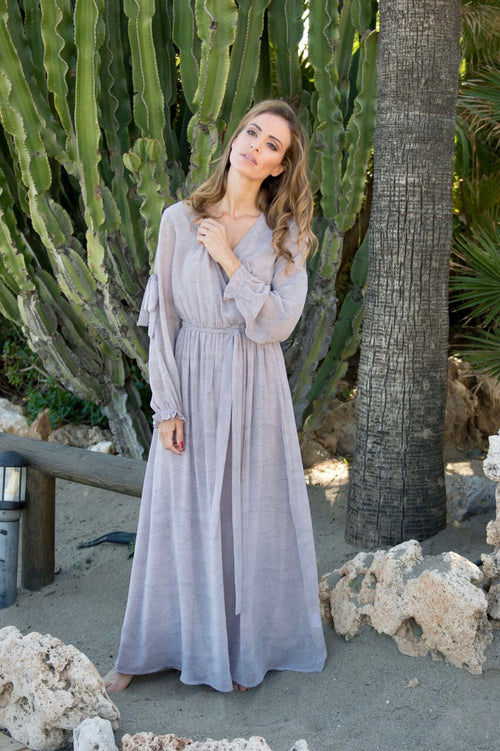 Preciosa maxi dress - Guilty Beach