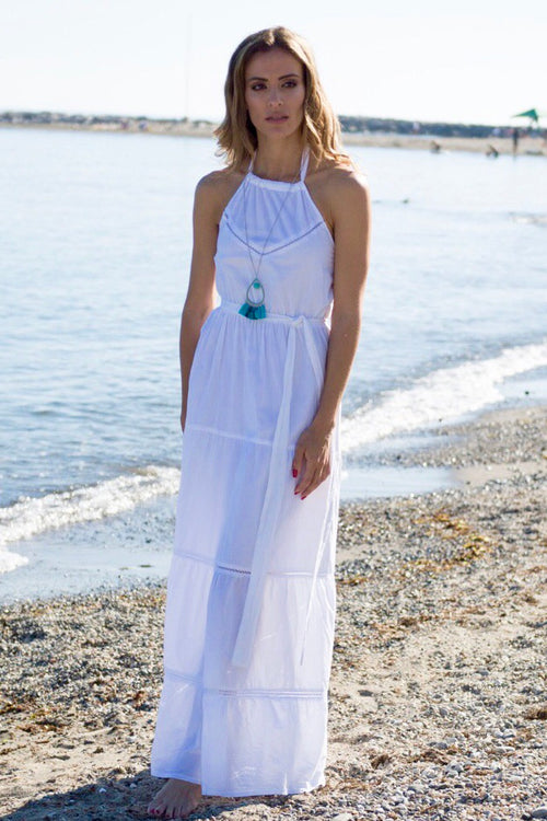 Hermosa cotton maxi dress - Guilty Beach