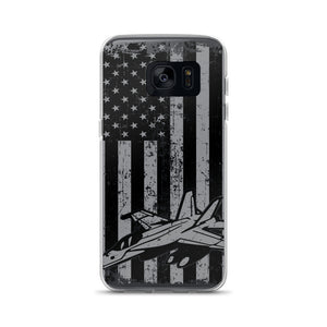America and Fighter Jets Samsung Phone Case